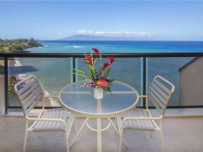 Photo for Outstanding OCEAN Views! Sands of Kahana - unit 373