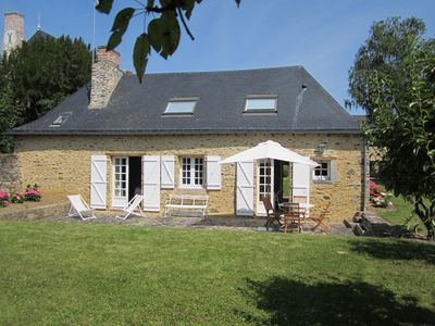 Photo for Very charming, renovated  quiet house of character, relaxation, change of scene