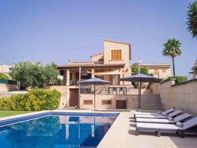 Photo for Fantastic villa with views