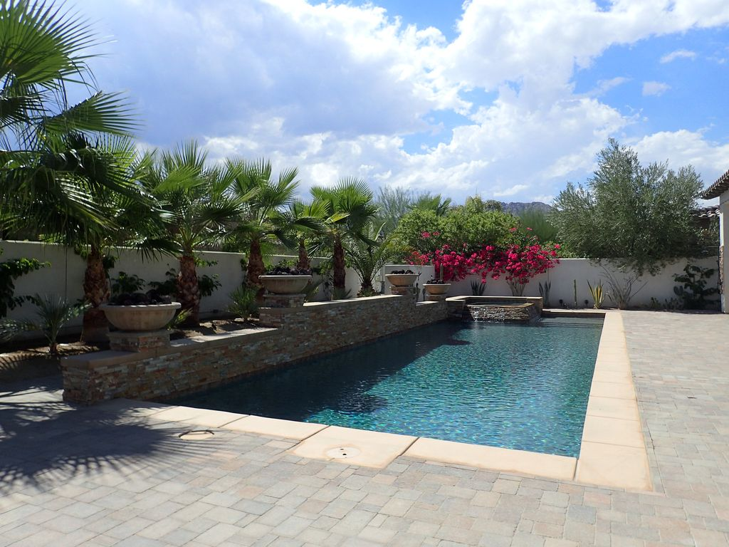 griffin ranch ultra luxurious private poo vrbo
