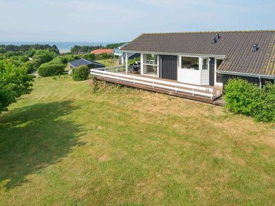 Photo for Cozy Holiday Home in Glesborg Denmark with Terrace