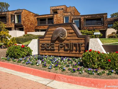Photo for Escape to Beautiful Del Mar - 2 Bedroom, Oceanview Condo DM12925C