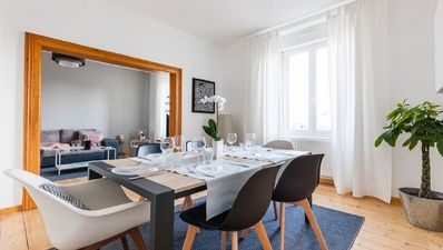 Photo for Apartment 7 / 8pers. Colmar city center with parking