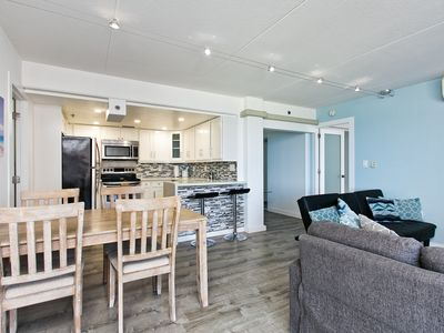 Photo for *Summer Special* NEW Fully renovated beautiful ocean view unit 2bd/ 2b sleeps 6