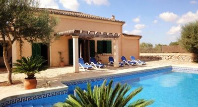 Photo for S´Escola -  Majorcan Country Finca with Private Pool in Son Mesquida ! - Free WiFi