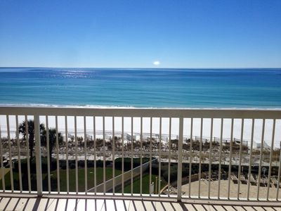 Photo for Beach Front, Best Floor In The Best Condo Complex, 3br/3ba . Newly updated!!!!