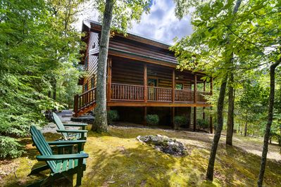 Luxury Cabin in the great Smoky Mountains!