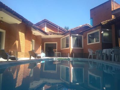 Photo for Cond. Costa del Sol Cozy House Terrea 50 meters from the beach / Has WIFI