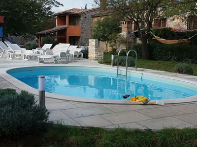 Photo for Holiday house Bozac with a typical Istrian taste