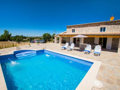 Photo for Vacation home Son Catlar Baix  in Inca, Mallorca - 5 persons, 2 bedrooms