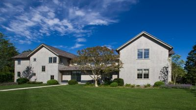 Photo for Fabulous new modern farmhouse south of highway Bridgehampton