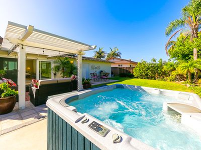 20% OFF JUNE - Spacious Family Home w/ Hot Tub, Game Room & Large Yard