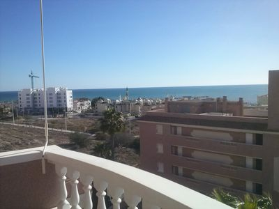 Photo for 1BR Apartment Vacation Rental in Santa Pola, Comunidad Valenciana