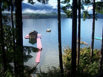 Photo for Lake Front - Sproat Lake