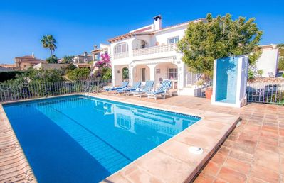 Photo for THOMAS, beautiful villa in Benissa Costa with sea views