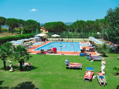 Photo for Vacation home Camping Badiaccia (CDL161) in Lago Trasimeno - 6 persons, 3 bedrooms