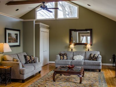 Photo for Elegant & Modern Carriage House at Twin Maple Farm