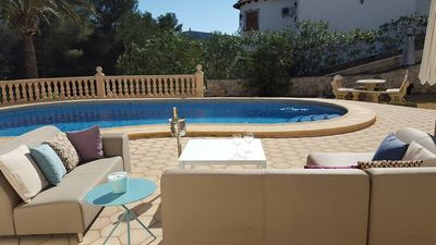 Photo for Lovely villa close to El Portet