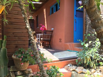 Photo for Fantastic studio where you will enjoy nature a few meters from the sea!