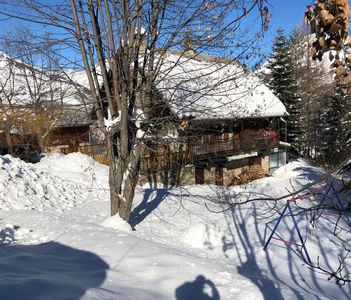 Photo for Chalet rated 4 *, quiet and near the ski lifts and slopes