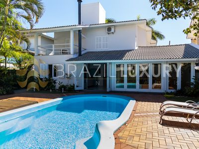 Photo for Near to the beach with pool, BBQ and gardens