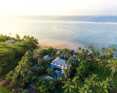 Photo for deVos - The Private Residence (Exclusive beachfront Resort)
