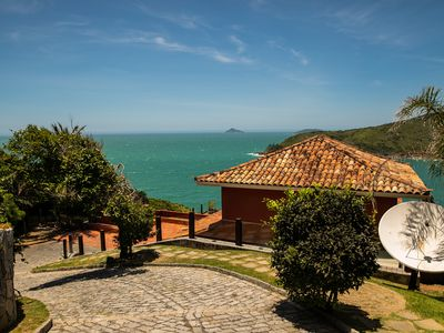 Photo for Great Beach House at John Fernandes overlooking Praia Brava