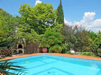 Photo for Vacation home in Cuers, Côte d'Azur hinterland - 4 persons, 2 bedrooms