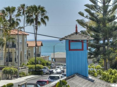 Photo for Walk And live in The Charming Village And a block to the Beach too!