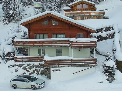 Photo for Vacation home Chalet Coeur  in La Tzoumaz, Valais - 8 persons, 4 bedrooms