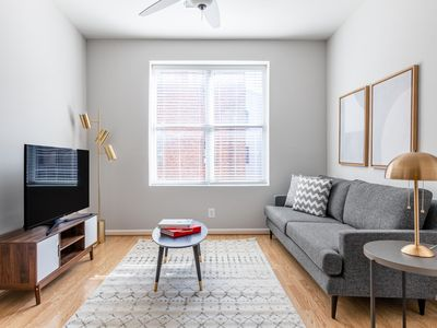 Photo for Lux Dupont Circle 2BR nr. Metro & Adam's Morgan by Blueground