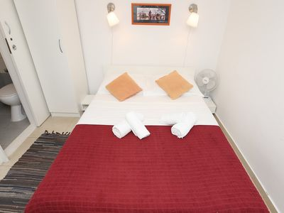 Photo for Apartments Eva very close to the Beach / Studio Apartment Ankora Few Steps from the Beach