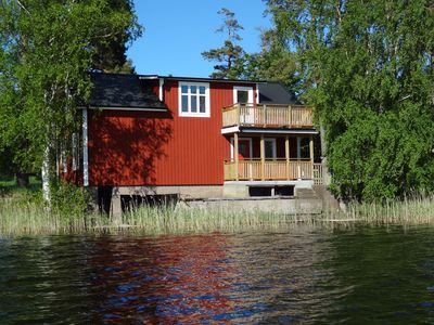 Photo for House with lake Innaren which neighbor närmasta