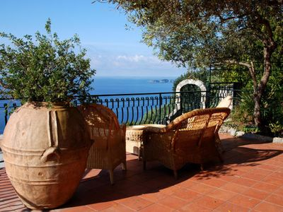 Photo for Villa Olive Tree amazing in Positano