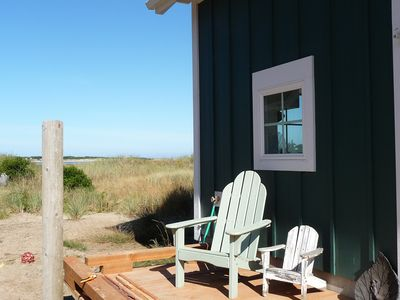 Photo for The Beachfront Coastal Cottage you've dreamed of!