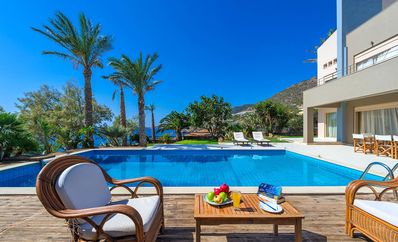 Photo for 4-bedroom Villa South Crete with private pool