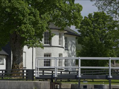 Photo for Telford House East -  a scottish canal that sleeps 6 guests  in 2 bedrooms