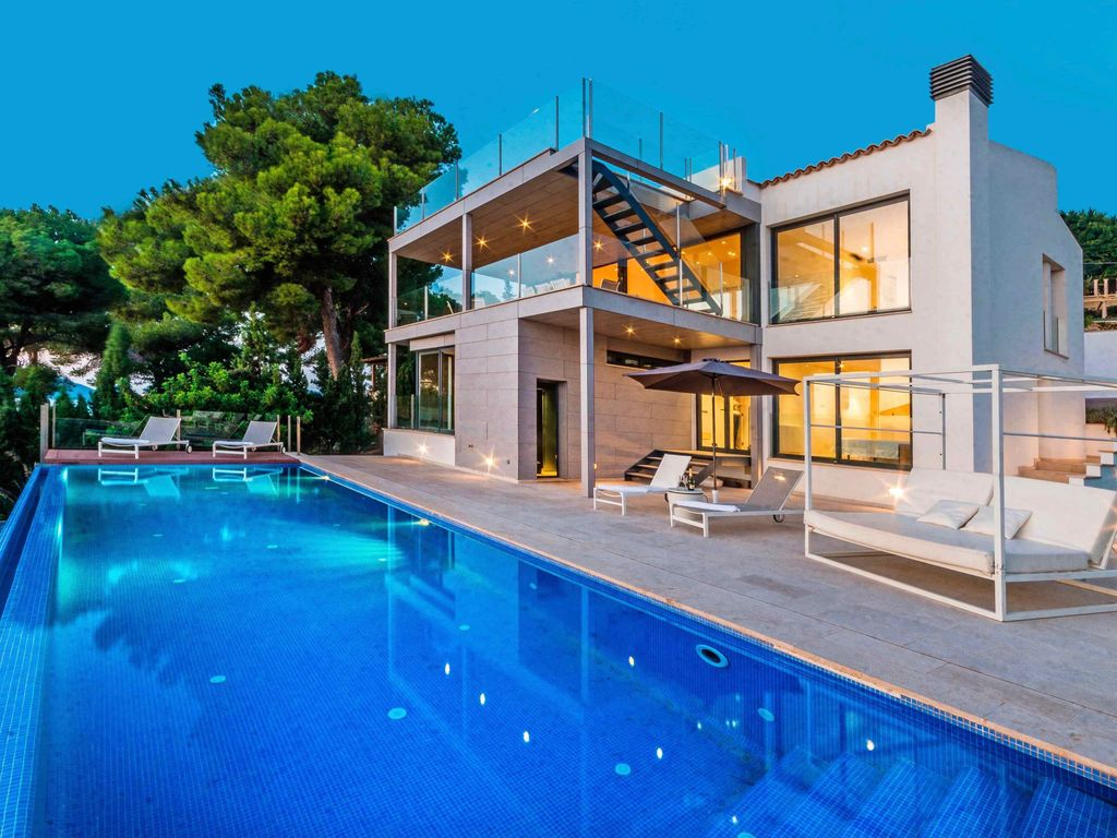 Fabulous Contemporary Villa Pool  Sea View  HomeAway