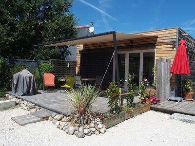 Photo for cottage for 2 people in Provence at the foot of Mont Ventoux