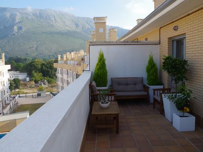 Photo for Llanes: Penthouse in Posada de Llanes (48m2 + 2 Private Terraces) + Wifi.