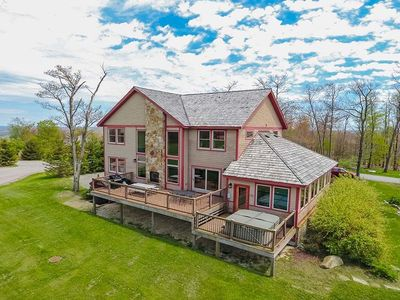 Photo for Boulder Lodge- Huge ski in/ski out home with private indoor pool