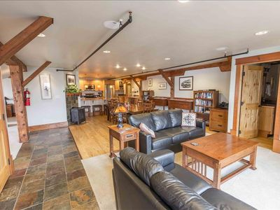 Photo for Spacious 2 Bedroom Loft that sleeps up to 10 in Sitka's active fishing district and a close walk from downtown
