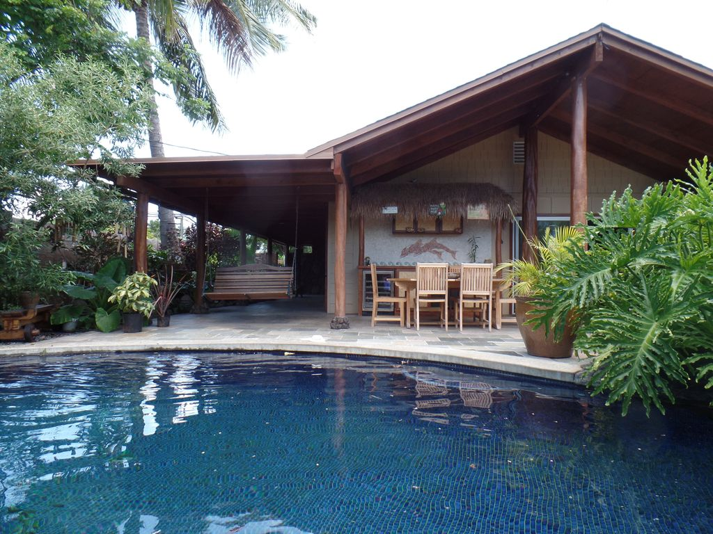 beautiful private retreat with lagoon pool vrbo