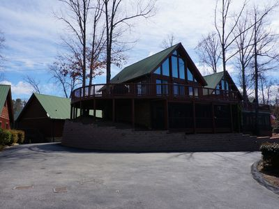 Photo for Lake Keowee Chalet 15 Minutes From Clemson