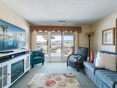 Photo for 1645 LP   BEAUTIFUL VIEWS, PS4, GREAT CLUBHOUSE AMENITIES!