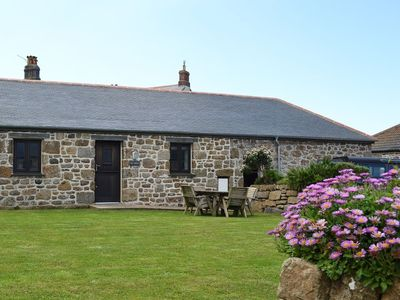 Photo for 1 bedroom property in Sennen. Pet friendly.