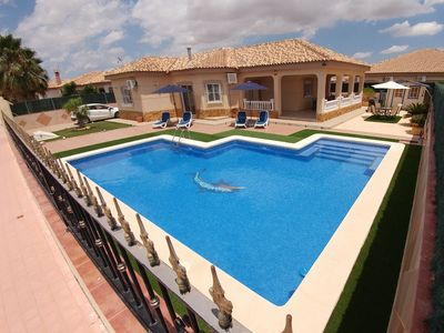 Photo for Close to Mar Menor with Private Pool on Private Estate