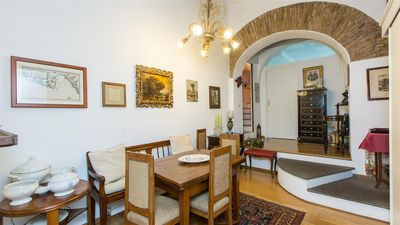Photo for Apartment in Via dell' Orso, close to Piazza Navona and Campo de' Fiori