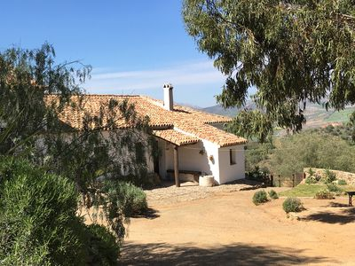 Photo for Beautiful Restored Farmhouse with Private Pool in Malaga, Andalucia