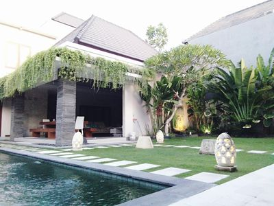 Photo for 5 bedrooms Legian and Seminyak Private Pool Villa